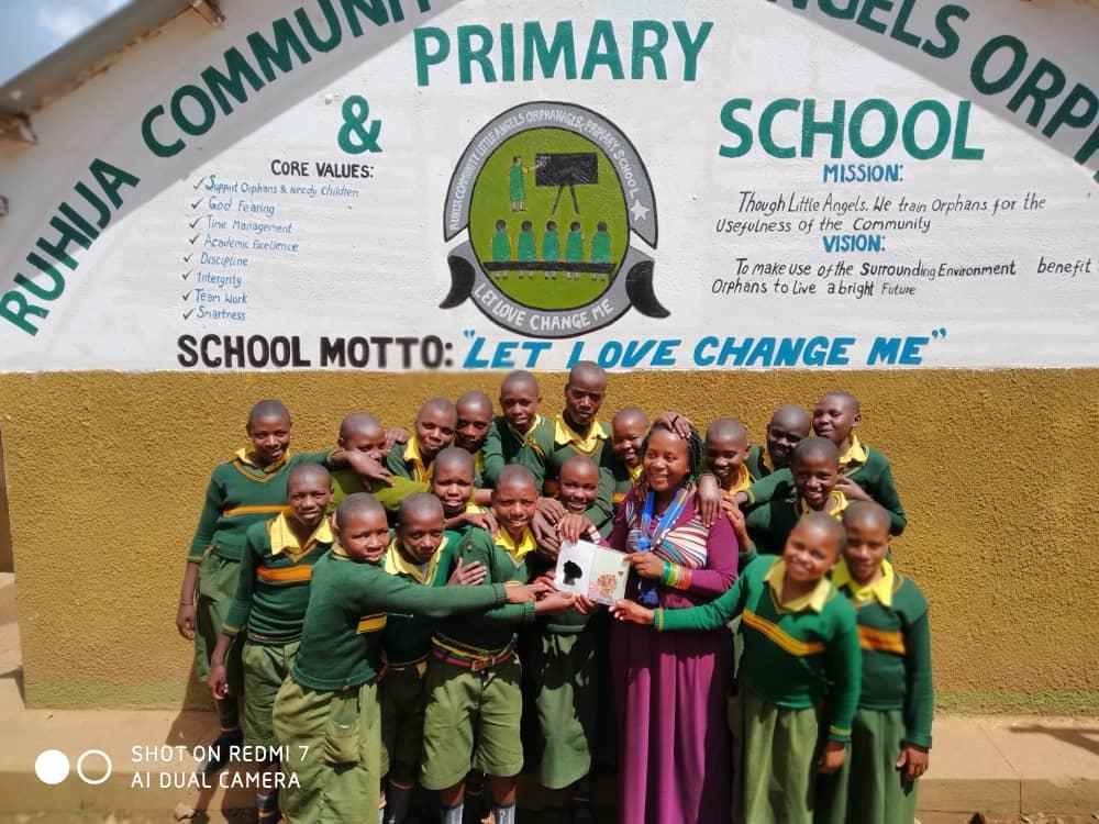 Happy mission school