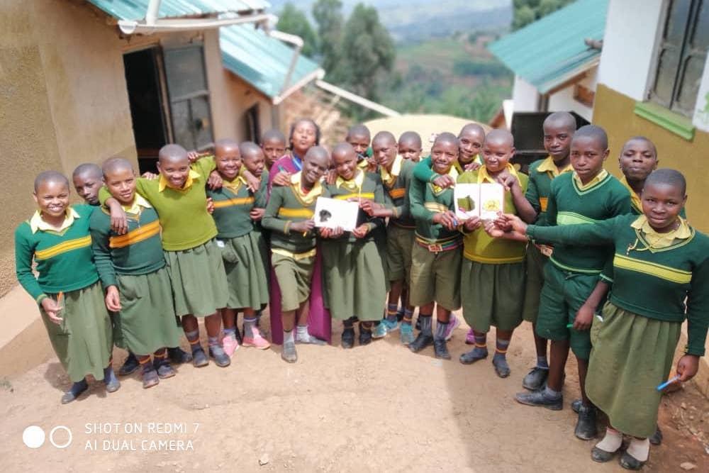 Happy Mission Children