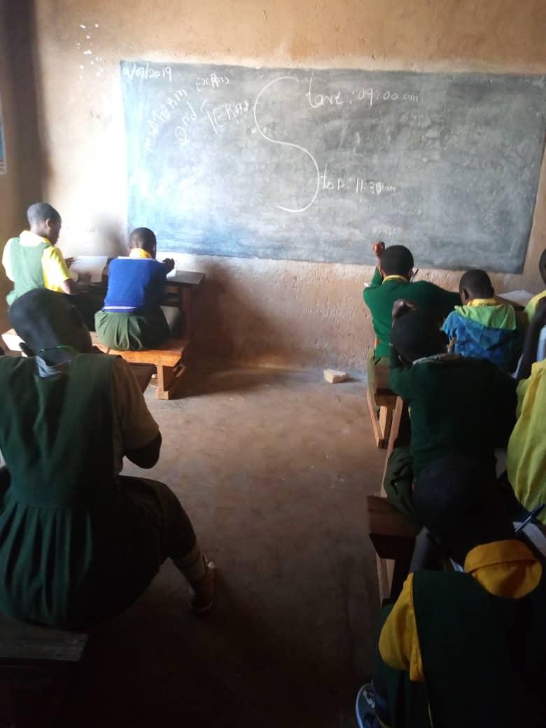 Happy Mission School Uganda