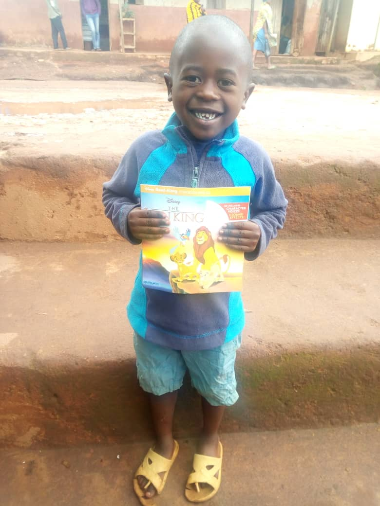 Happy Mission Books Uganda